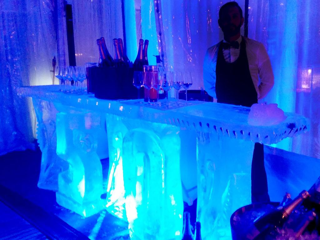 50 Icebar - Ghiaccio d'Arte
