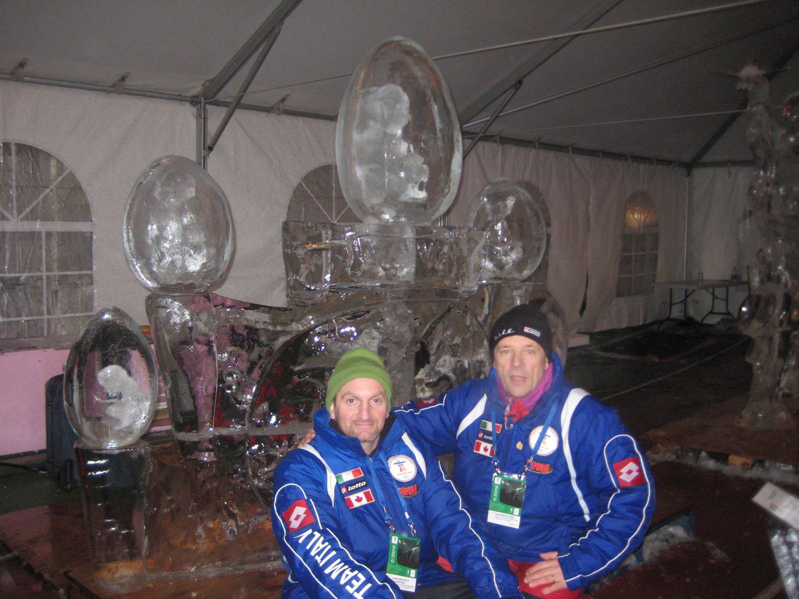 Olimpiadi Vancouver 2010 - Ghiaccio d'Arte