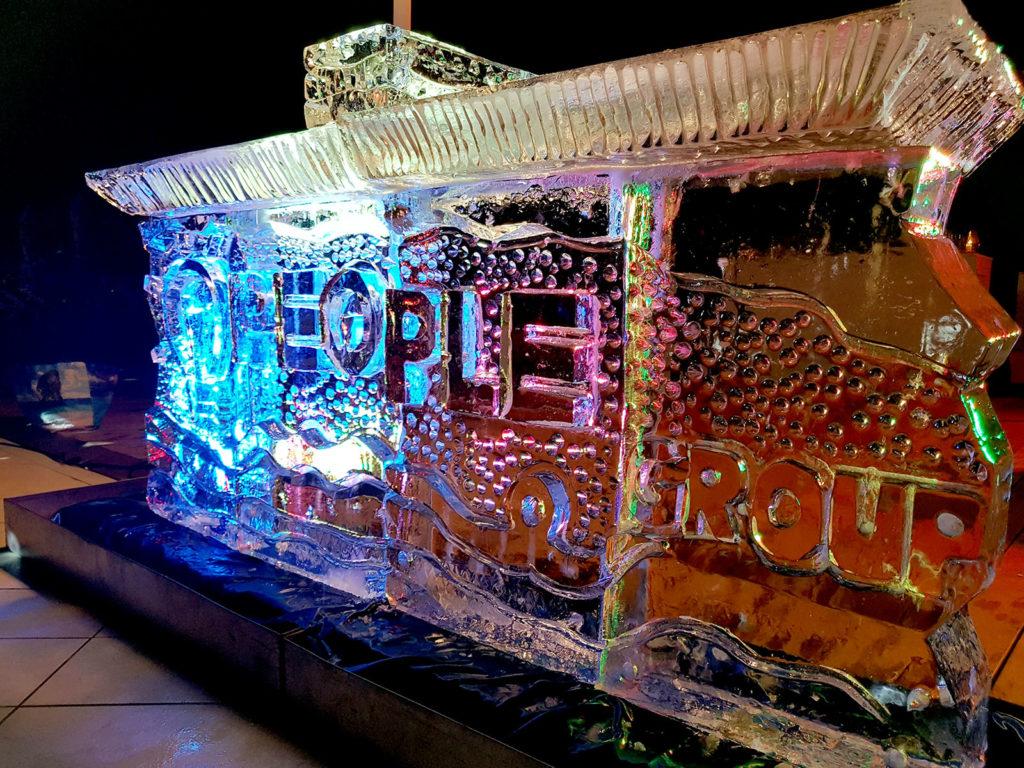 People Icebar - Ghiaccio d'Arte