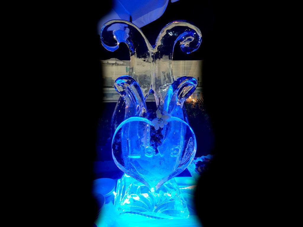 cuore di ghiaccio 12 - Ghiaccio d'Arte