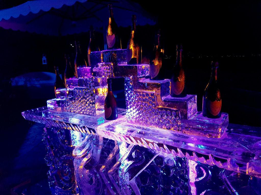 domPerignon Icebar1 - Ghiaccio d'Arte