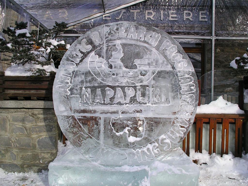 etichetta napapijiri - Ghiaccio d'Arte