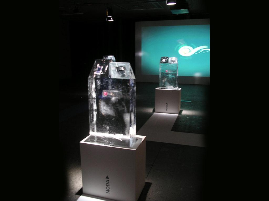 evento LG - Ghiaccio d'Arte