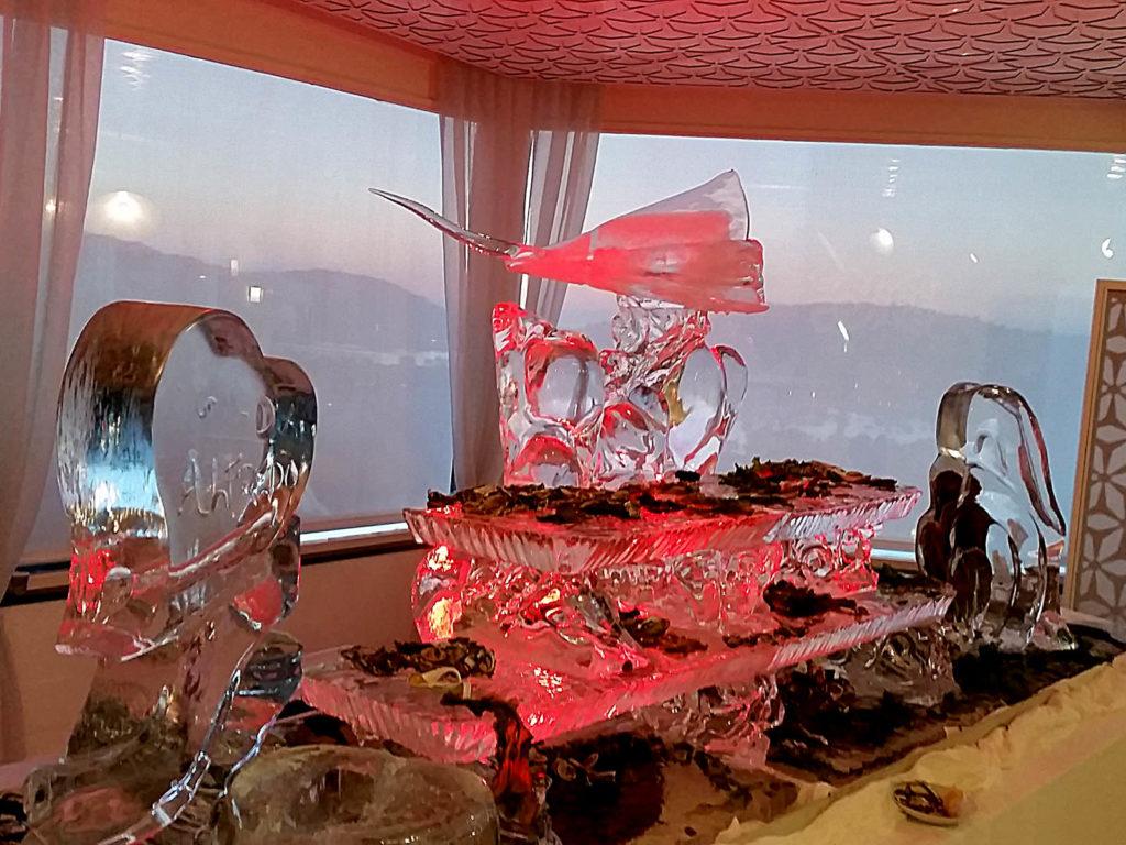 fontana di ghiaccio 3- Ghiaccio d'Arte