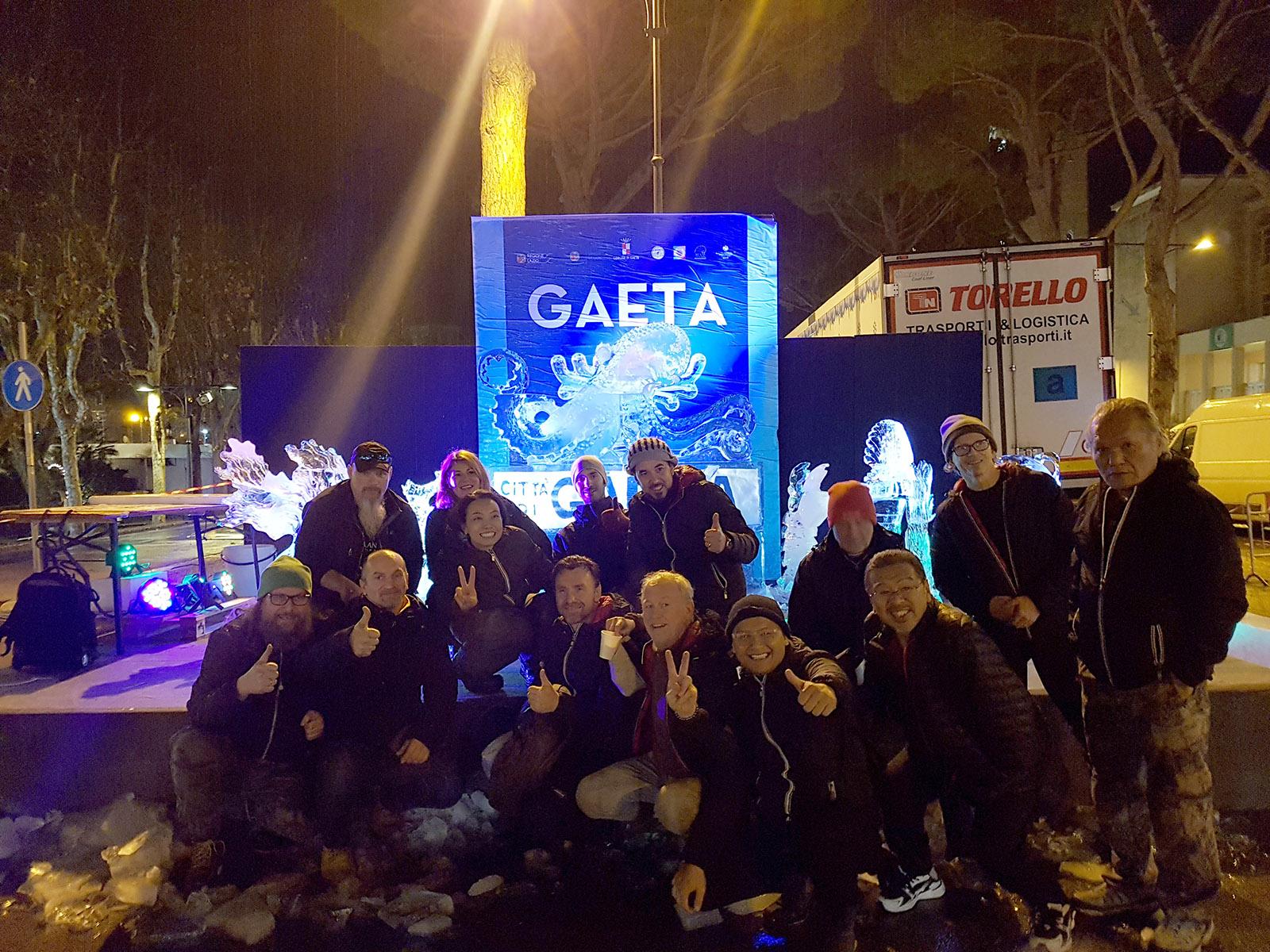 gaeta 2019 - Ghiaccio d'Arte