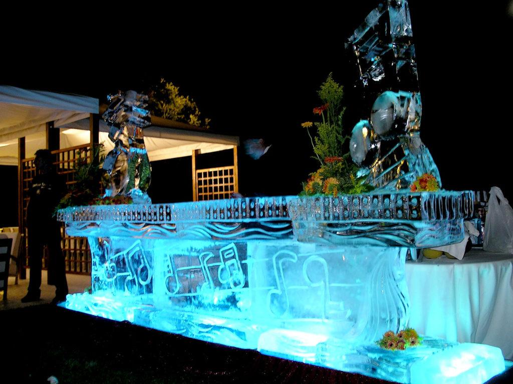 icebar gigi - Ghiaccio d'Arte