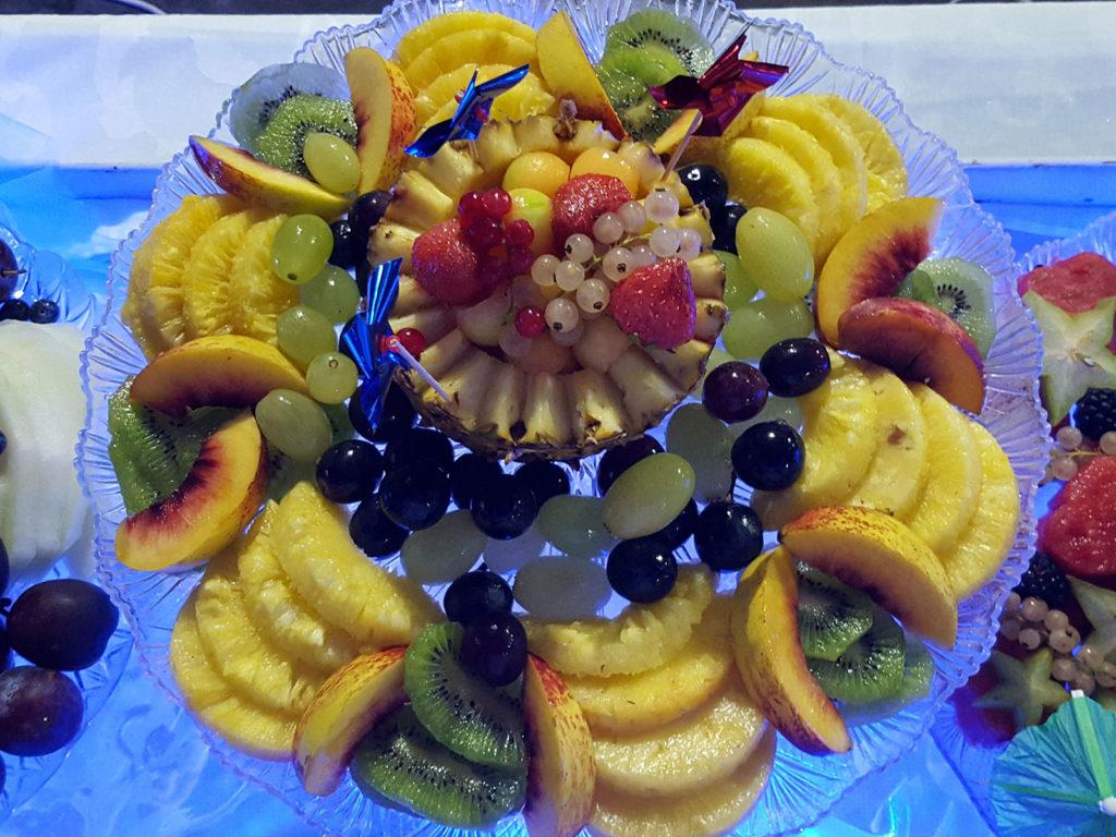 la tagliata di frutta 7 - Ghiaccio d'Arte