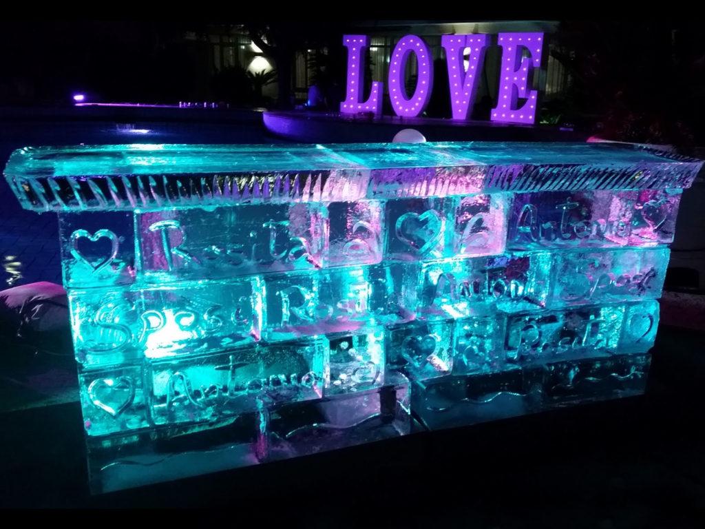 love icebar - Ghiaccio d'Arte