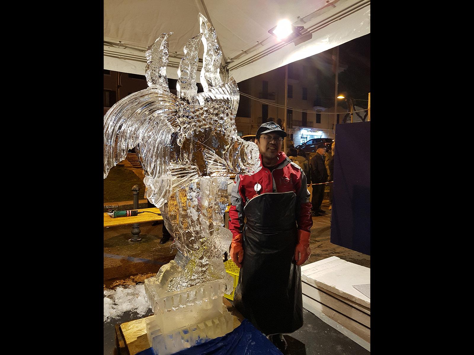 nakamura gaeta 2019 - Ghiaccio d'Arte