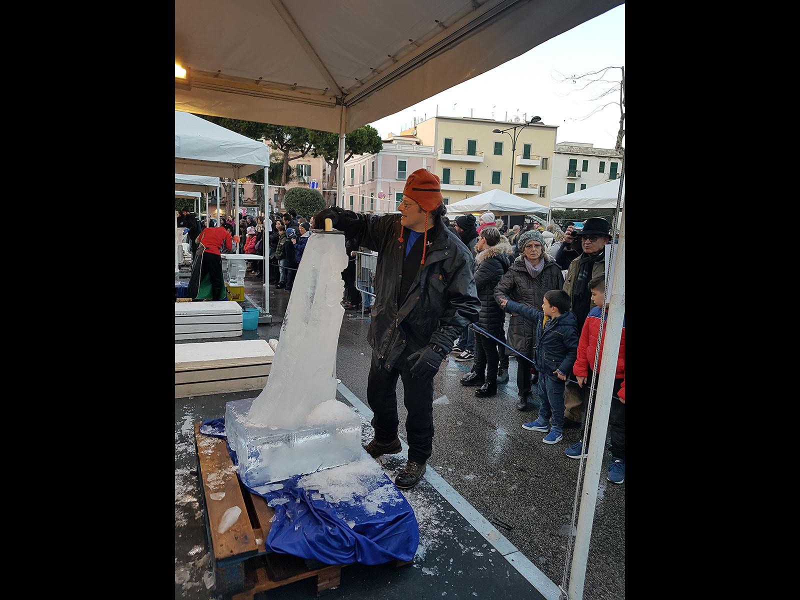 roberto Coccoloni - Ghiaccio d'Arte