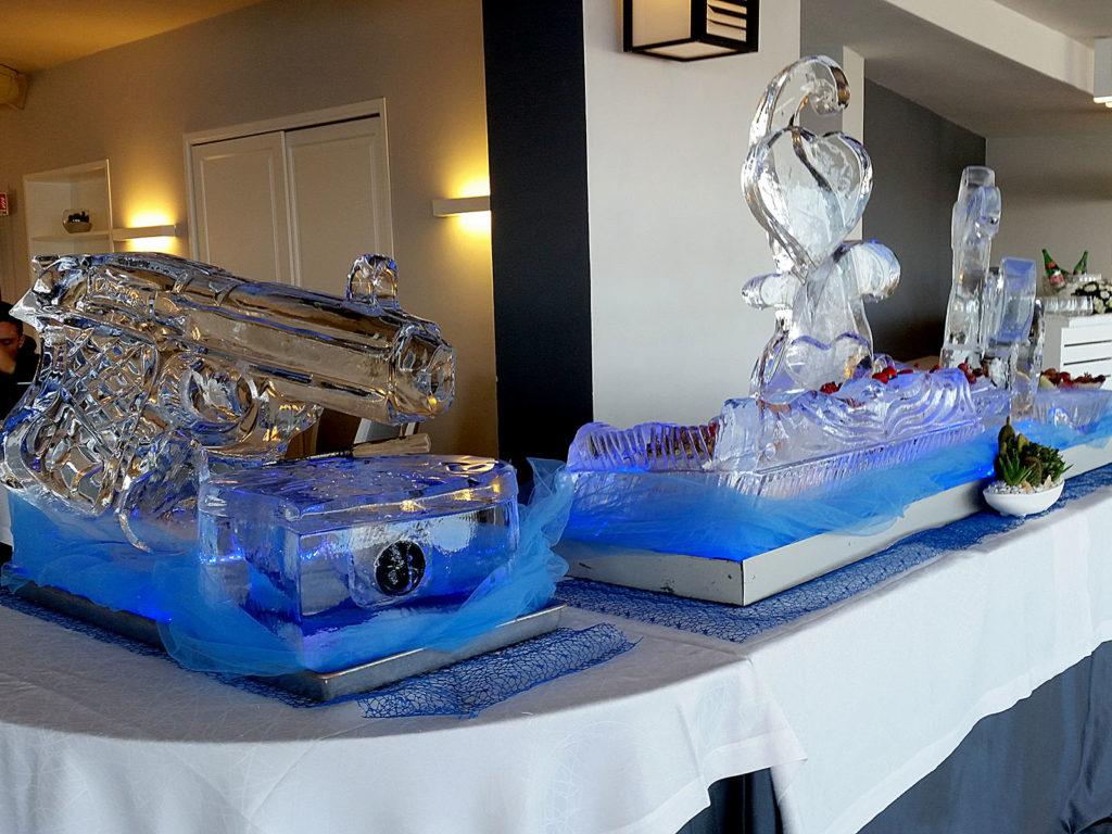 sculture di ghiaccio e gelato 8 - Ghiaccio d'Arte