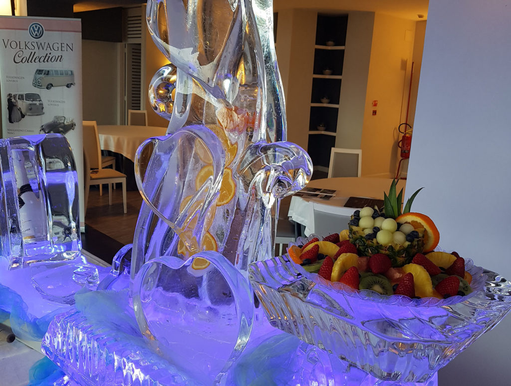 sculture di ghiaccio e gelato 9 - Ghiaccio d'Arte